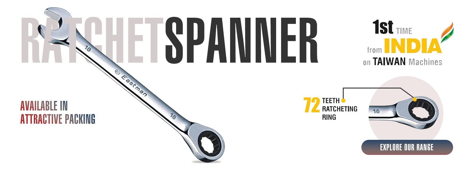 Ratchet spanner